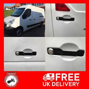 Vauxhall Movano 2010> Rear And Side Door Slam Lock Handle Kits