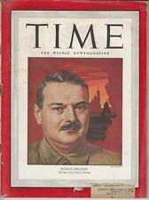Time Magazine: Russia's Zhdanov 12/9/1946
