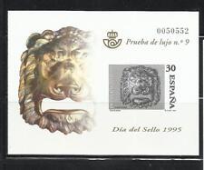 ESPAÑA. Año: 1995. Tema: PRUEBAS OFICIALES.