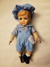 "Jeannie Di Mauro Porcelain doll TOBY 614/3000, Premiere Artist Collection 11"""