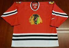 Chicago Blackhawks Vintage Nike NHL Jersey