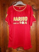 tee-shirt foot HARIBO CON LA ROJA taille 12 ans - neuf