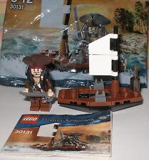 LEGO 30131 maledizione dei Caraibi Jack Sparrow con Spada/MINI PERSONAGGIO CON BARCA OVP