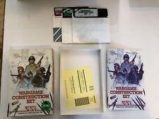 Strategic Simulations SSi - Wargame Construction Set - Boxed Atari Software