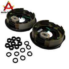"""Set Left and Right of 10"""" x 2-1/4"""" Trailer Electric Brake Assembly Brand New"""