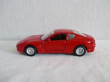 Ferrari 456 GT - Maisto 1:39 - Boite Collection Shell - Modèle à Rétrofriction
