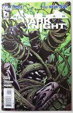 Batman: The Dark Knight #4 (February 2012, DC) (C5193) The New 52 - David Finch