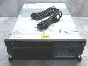 IBM pSeries Power7 740 Server 8205-E6B - 2x 8-Core CPU 3.55GHz 256GB RAM