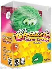 CHUZZLE GIANT FURBALL EDITION [Hybrid PC/Mac]SEALED NEW