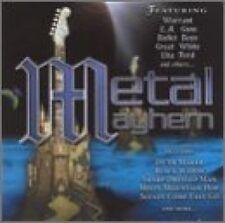 Metal Meyham   CD   Great White, Lita Ford, Saigon Kick, Bullet Boys, LA Guns...