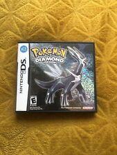 Pokemon Diamond Nintendo DS Game Genuine