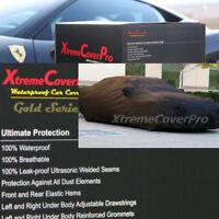 WATERPROOF CAR COVER W/MIRRORPOCKET BLACK for 2018 2017 2016 2015 HYUNDAI SONATA