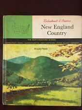 Children's Press, Enchantment Of America: New England Country - Wood (HC, 1962)