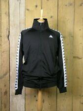 f5c50ed3565 Kappa Authentic Banda Anniston Black and White Track Jacket 3502050
