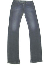 G Star Raw Corvet Skinny Womens Blue Jeans Size 28 Italy Made 29x32