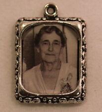 Dollhouse Miniature Framed vintage portrait 1:12 art for walls (T-6237)