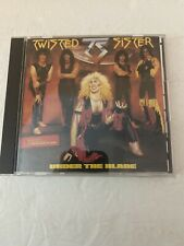 Twisted Sister - Under The Blade Cd Japenese Import