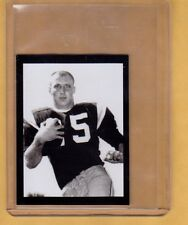 Fred Biletnikoff rookie season '65 Oakland Raiders, Lone Star limited edition