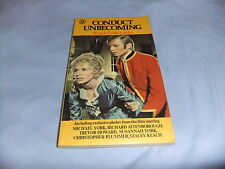 CONDUCT UNBECOMING RUPERT CROFT-COOKE STAR 1975 1ST MOVIE PHOTOS P/B RARE