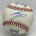 Shohei Ohtani Single Signed HOF Logo Baseball AUTO PSA/DNA COA Angels