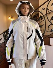 Atomic  Womens White Snow Jacket Size Small US 4 Small