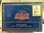 Atlas O Scale GP-35 locomotive #1120-2 Erie Lackawanna #2557 3 Rail NEW (F10)