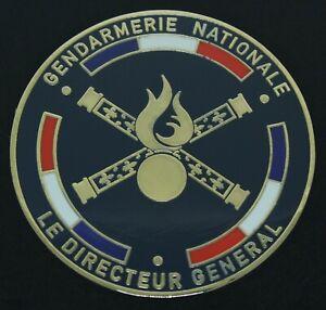 National Gendarmerie Director General France Challenge Coin CC-18