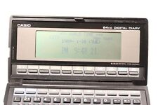 Vintage CASIO SF 8000 Electronic Digital Diary 64k