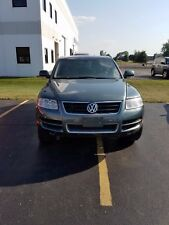 04 05 06 07 08 09 10 Touareg Hood Bonnet oem Volkswagen VW 4.2L TDI