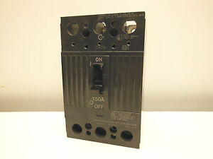 """GE THQD32150 150A 3P breaker """"New take out"""""""