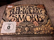 Blackberry smoke live north carolina cd dvd new sealed