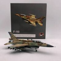 Wltk ISRAEL IAF F-16 Fighting Falcon I Block-52 1/72 Diecast Model