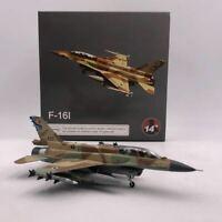 Wltk ISRAEL IAF F-16 Fighting Falcon I Block-52 1/72 Diecast Model