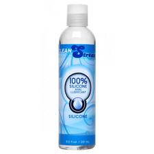 Clean Stream Clean Stream 100 Percent Silicone Anal Lubricant - 8.5 oz - Adjuvan