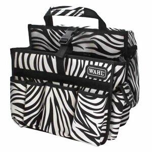 Wahl Profefssional Zebra Print  Tool Bag