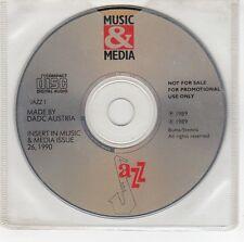 (GG632) Music & Media CD Issue 26, Jazz - 1989 CD