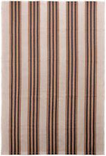 Tapis à motif Rayé pour la maison, 180 cm x 180 cm