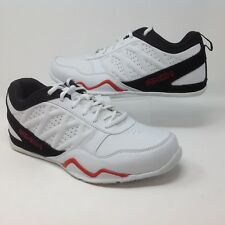 Men's AND1 Athletic Tennis Shoes Sneakers White Sz 11 Eur 44.5.