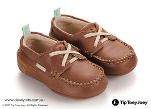 NEW Tip Toey Joey Baby Shoes - BOATY *30% SALE*