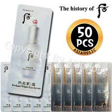 The history of Whoo Gongjinhyang Seol Radiant White Eye Serum 1ml x 50pcs (50ml)
