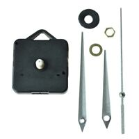 Mecanisme Mouvement Horloge Quartz Mains Bricolage Pieces de rechange Kit D6D3