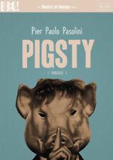 Pigsty The Masters of Cinema Series DVD Italian Pierre Clémenti New Pasolini