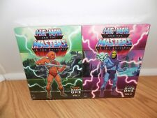 He-Man Masters of the Universe Season One Vol 1 & 2 (One & Two) DVD BRAND NEW