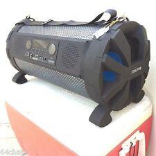 NEW Bluetooth Bazooka LOUD Speaker BoomBox w/ LED Rhythm lights for iPhone 6 & 7