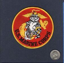 "F-14 TOMCAT USMC Aviator US NAVY 4"" Grumman Squadron Patch"