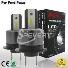 Philips H7 Auto Faro LED Luci Lampadina 110W Conversione KIT 6K Per Ford Focus