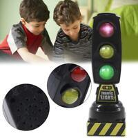 Simulierte Verkehrszeichen-Spielzeug-Signal-Modellstraße für Bahngleis-Spielzeug