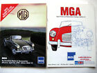 1995 + 1999 Moss Motors MGA Restoration Parts + Accessories Catalogs w / Prices