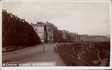 Scarborough. Blenheim Terrace.