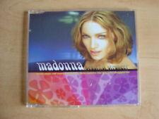 Madonna: Beautiful stranger - CD Single. 3 Mixes. 1999 Release